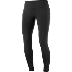Salomon Agile Warm Tights Women black
